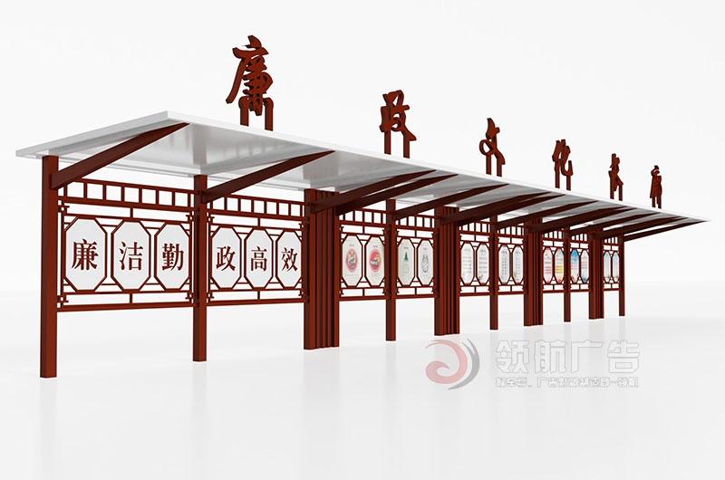 江西吉安23米宣传栏